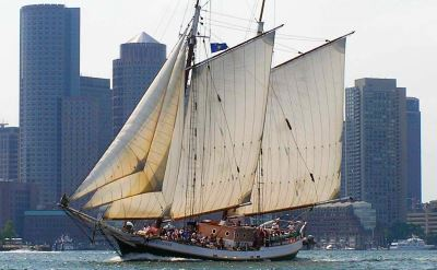 Liberty Fleet sailing cruise