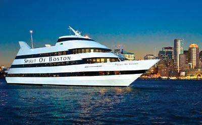 Spirit of Boston dinner cruise